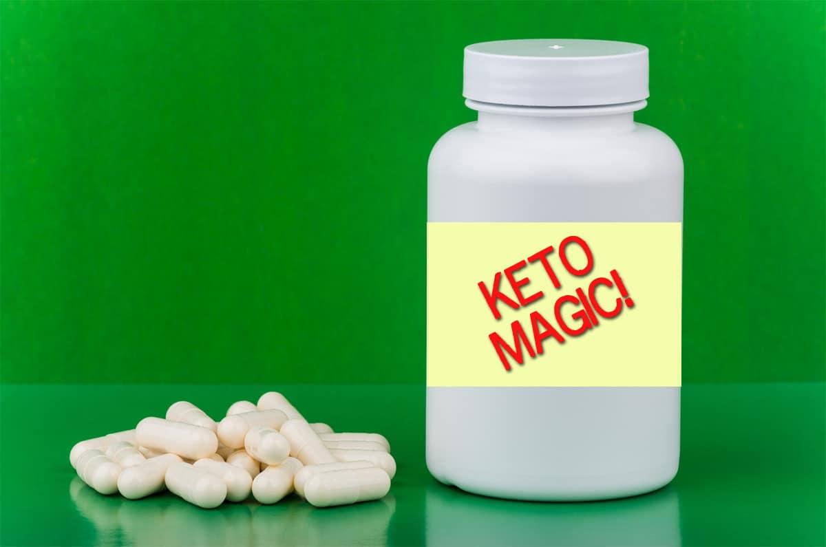 do keto pills work?