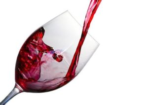 drink less wine glass