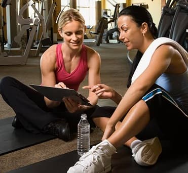 Personal training in Nashville