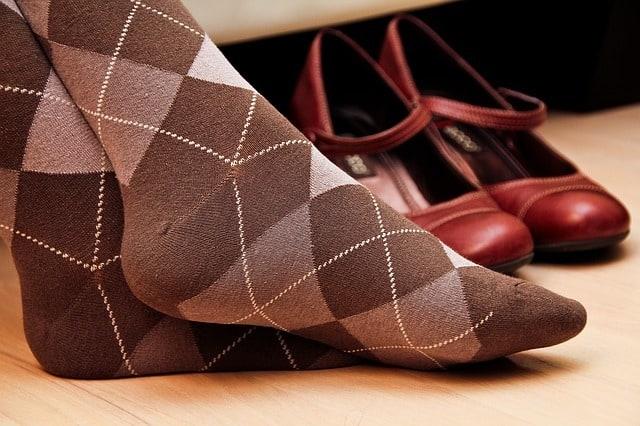 copper sock compression