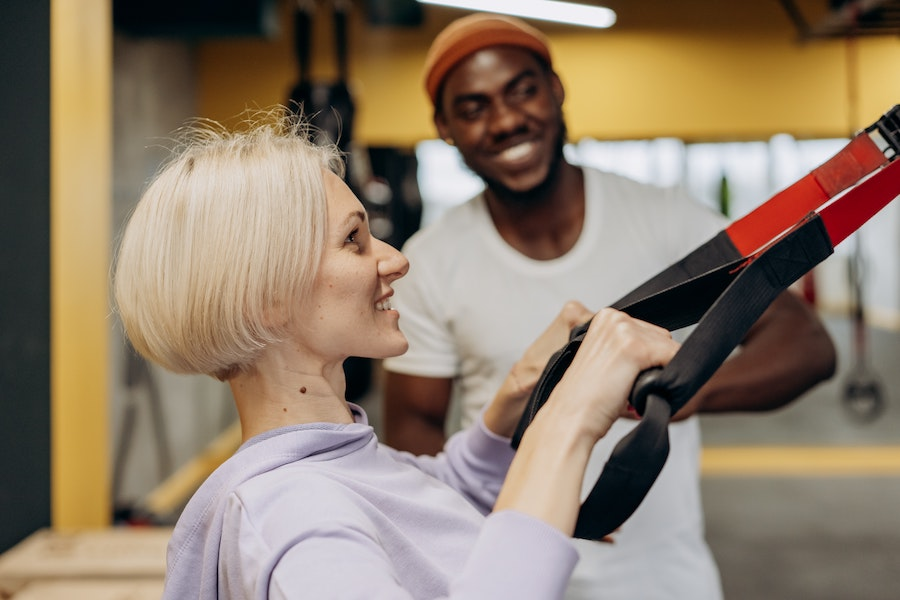 why a personal trainer is important