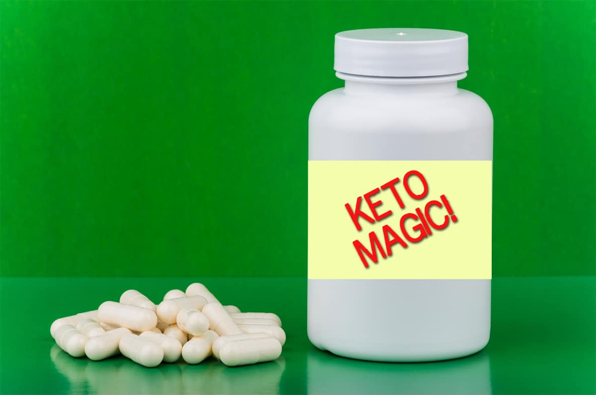 do keto pills work?