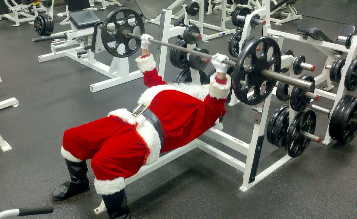 fitness through the holidays