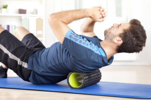 how to use foam roller