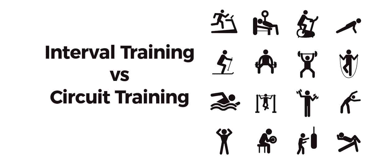 Interval Training vs Circuit Training