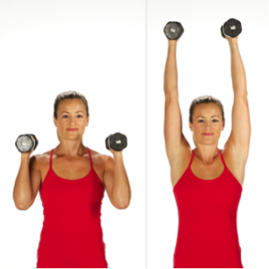 Shoulder exercise that doesn't cause injury