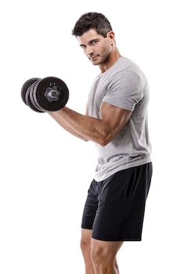 partial reps - ways to make weight training harder