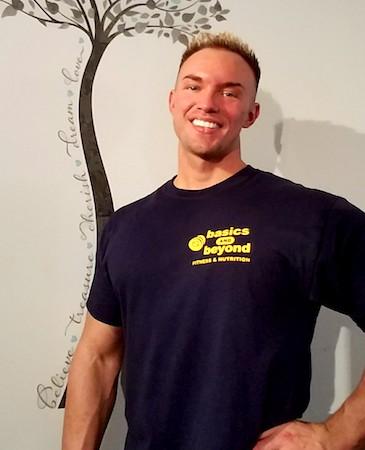personal trainer Arren King