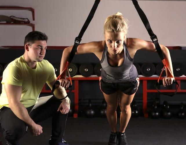 how to do bodyweight strength training