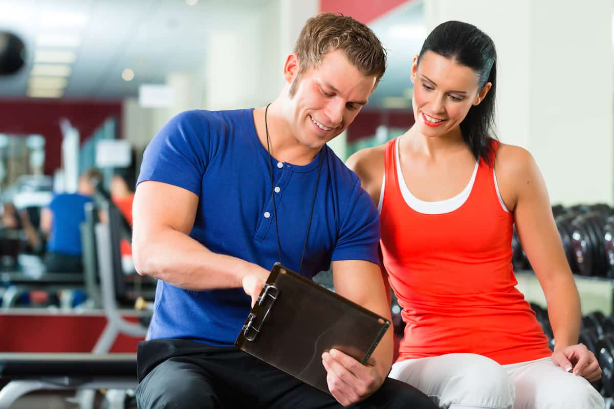 personal trainer jobs