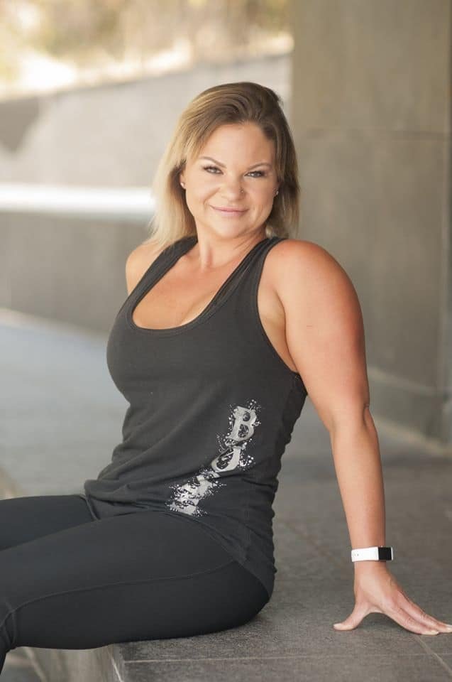 personal trainer sarah guest