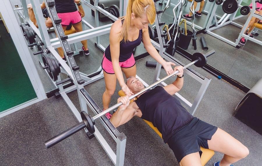 squat rack etiquette