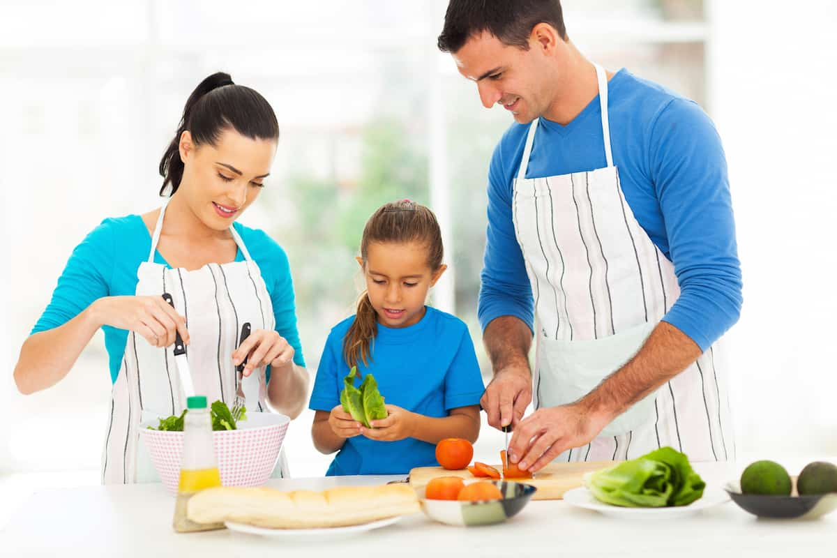 Teaching Kids to Eat Healthy