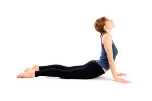 incorrect yoga cobra